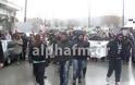 Παρέλυσε το κέντρο της Καστοριάς από την πορεία φοιτητών και πολιτών - Φωτογραφία 4