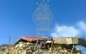 Ιερόσυλοι ανατίναξαν εκκλησία στα Αστερούσια - Φωτογραφία 5
