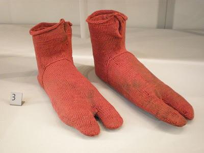 Ζευγάρι κάλτσες 1.500 ετών εκτίθεται σε μουσείο! - Φωτογραφία 2
