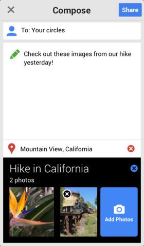 Αισθητικές αλλαγές για το Google+ - Φωτογραφία 3