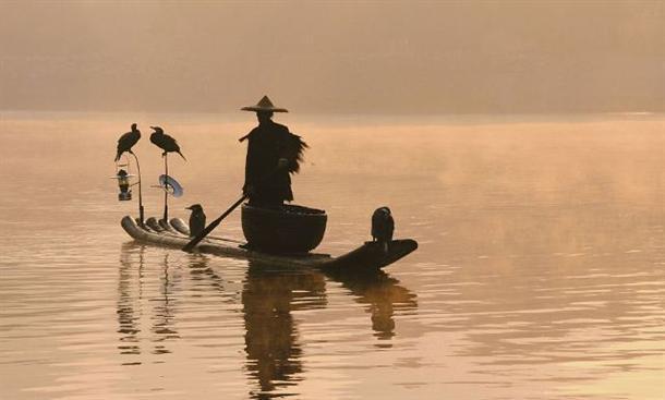 ΥΠΕΡΟΧΕΣ ΕΙΚΟΝΕΣ: Ψαρεύουν με τη βοήθεια πουλιών... - Φωτογραφία 10