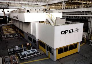 Λουκέτο της Opel στο Μπόχουμ - Φωτογραφία 1