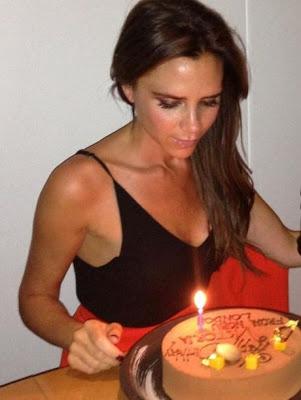 Χωρίς τον Ντέιβιντ γιόρτασε τα γενέθλιά της η Βικτόρια Μπέκαμ - Φωτογραφία 2