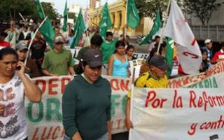 Απετράπη πολιτική δολοφονία στην Παραγουάη - Φωτογραφία 1
