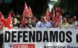Ισπανία: Βγήκαν στους δρόμους γιατροί και νοσηλευτές - Φωτογραφία 1