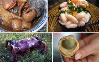 Τα πιο αηδιαστικά αλλά και υγιεινά φαγητά του κόσμου - Φωτογραφία 1