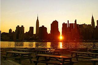 Μανχάτανχετζ: Το ιδανικότερο… ηλιοβασίλεμα του κόσμου! - Φωτογραφία 1