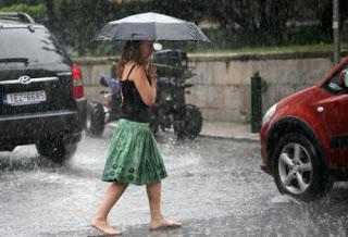 Άστατος ο καιρός τo Σάββατο - Δείτε σε ποιες περιοχές θα βρέξει - Φωτογραφία 1