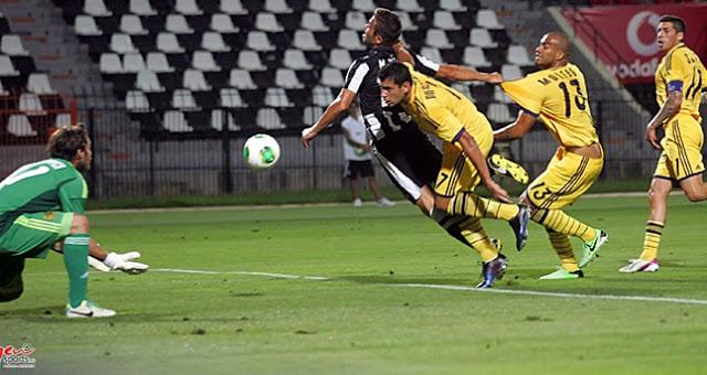 Όνειρο ήταν το Ch. League για τον ΠΑΟΚ, ήττα (0-2) από τη Μέταλιστ - Φωτογραφία 1