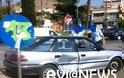 Χαλκίδα: Η μητέρα βγήκε από το τρακαρισμένο αυτοκίνητο αγκαλιά με τα δύο της τραυματισμένα παιδιά! - Φωτογραφία 3