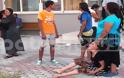 Δείτε βίντεο και φωτογραφίες από την άγρια συμπλοκή μεταξύ Ρομά στη Γαστούνη - Φωτογραφία 3