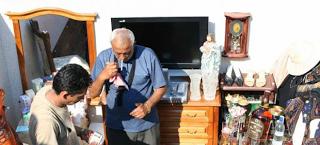 Τι θα μπορούσε να συνοδεύει μια μεγαλοτσιγγάνα στην τελευταία κατοικία - Τάφος γκαρσονιέρα - Φωτογραφία 1