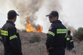 Βρήκαν ποιοι προκάλεσαν τη φωτιά στο Πεδίο Βολής Γουβών - Φωτογραφία 1