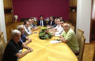 Δεσμεύσεις του Υπουργού Υγείας στη συνάντηση με ΙΣΑ: Κανείς εργαζόμενος σε νοσοκομείο δεν θα χάσει τη θέση του... - Φωτογραφία 1