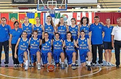 Ευρωμπάσκετ Βουλγαρίας: Ηττα για τις Κορασίδες - Φωτογραφία 1