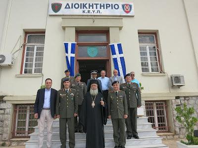 Ορκωμοσία Δ΄ ΕΣΣΟ του 2013 στο Κέντρο Εκπαίδευσης Υλικού Πολέμου στη Λαμία - Φωτογραφία 1