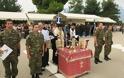 Ορκωμοσία Δ΄ ΕΣΣΟ του 2013 στο Κέντρο Εκπαίδευσης Υλικού Πολέμου στη Λαμία - Φωτογραφία 2