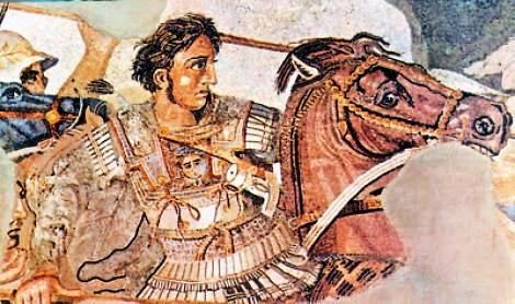 Από τι πέθανε ο Μέγας Αλέξανδρος - Φωτογραφία 1