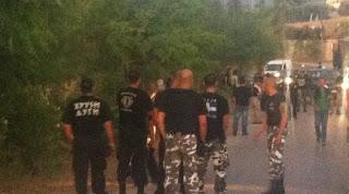 Μαρκόπουλο: Ενταση με μέλη της ΧΑ που ήθελαν να βοηθήσουν στην κατάσβεση της φωτιάς - Φωτογραφία 1