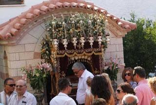 Πάτρα: Tην επόμενη Κυριακή στο Γηροκομειό της Πάτρας τα Εγκώμια στην Υπεραγία Θεοτόκο - Φωτογραφία 1