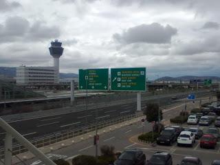 Απεργία υπαλλήλων της Πολιτικής Αεροπορίας - Φωτογραφία 1