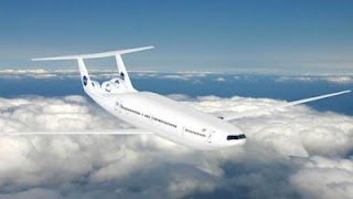 Double Bubble - Το Αεροπλάνο Του Μέλλοντος - Φωτογραφία 1