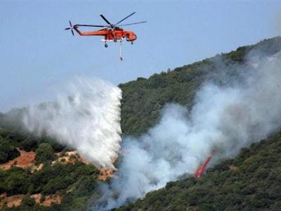 Τις φωτιές στην Ελλάδα θα τις σβήνουν τουρκικά ελικόπτερα; - Φωτογραφία 1