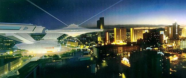 Ένα διαστημόπλοιο στην καρδιά του Λας Βέγκας - Φωτογραφία 2