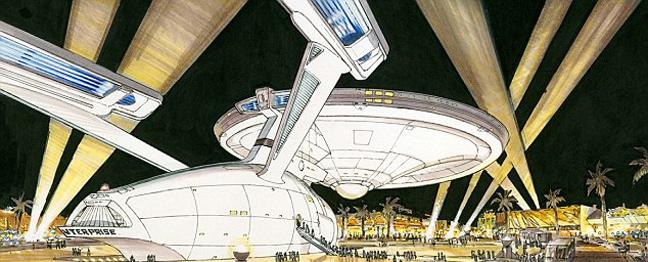 Ένα διαστημόπλοιο στην καρδιά του Λας Βέγκας - Φωτογραφία 4