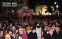 Ναύπλιο συνάντηση επιταφίων στην πλατεία Συντάγματος - Φωτογραφία 3