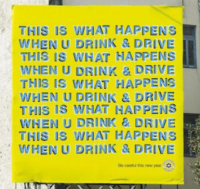 Τα πράγματα όπως τα βλέπει ένας μεθυσμένος οδηγός - Φωτογραφία 2