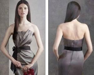 Γκάφα με Photoshop σε μοντέλο του οίκου μόδας της Vera Wang - Φωτογραφία 1