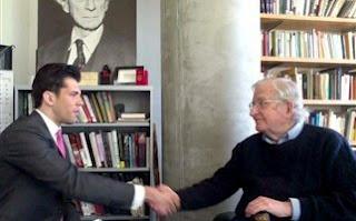 Τσόμσκι στον ΣΚΑΪ: Καταστροφή τα μέτρα λιτότητας για την Ελλάδα - Φωτογραφία 1
