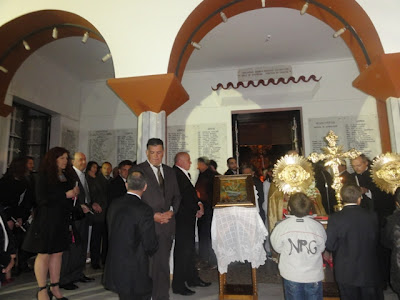 Ανάσταση στον Ιερό Ναό του Αγιου Δημητρίου Πακίων Λακωνίας - Φωτογραφία 2