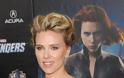 O όμορφος γάμος της Scarlett Johansson