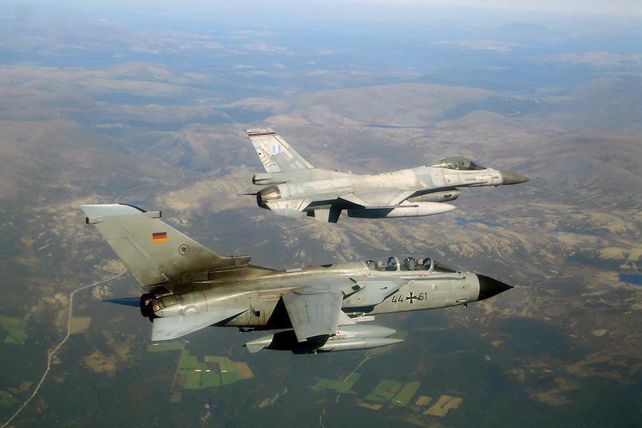 Η Ελληνίδα αμαζόνα των F 16 που εντυπωσίασε το ΝΑΤΟ - Φωτογραφίες - Φωτογραφία 6
