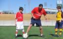 Η Arsenal δοκιμάζει ταλέντα στη Θεσσαλονίκη