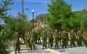 Γιόρτασε το πυροβολικό στην Λέσβο… [video] - Φωτογραφία 3