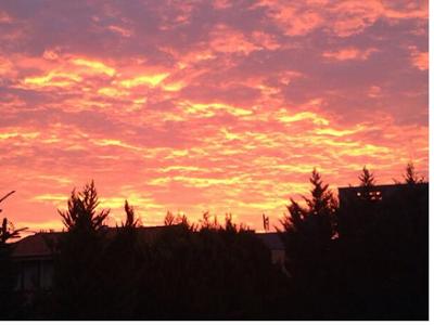 Γιατί ξαφνικά, οι Αθηναίοι ξύπνησαν σήμερα και άρχισαν να φωτογραφίζουν τον ουρανό - Φωτογραφία 2