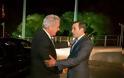 Δηλώσεις ΥΕΘΑ Δημήτρη Αβραμόπουλου και Υπουργού Άμυνας της Γεωργίας Ιrakli Αlasania μετά τη συνάντησή τους στην Τιφλίδα - Φωτογραφία 2