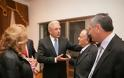 Δηλώσεις ΥΕΘΑ Δημήτρη Αβραμόπουλου και Υπουργού Άμυνας της Γεωργίας Ιrakli Αlasania μετά τη συνάντησή τους στην Τιφλίδα - Φωτογραφία 8