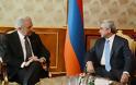Ολοκλήρωση επίσημης επίσκεψης ΥΕΘΑ Δημήτρη Αβραμόπουλου στην Αρμενία - Φωτογραφία 16
