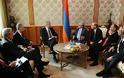 Ολοκλήρωση επίσημης επίσκεψης ΥΕΘΑ Δημήτρη Αβραμόπουλου στην Αρμενία - Φωτογραφία 17