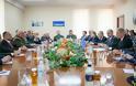Ολοκλήρωση επίσημης επίσκεψης ΥΕΘΑ Δημήτρη Αβραμόπουλου στην Αρμενία - Φωτογραφία 9