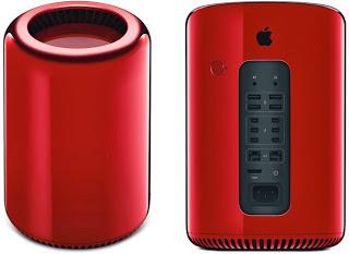 MacPro με κόκκινο χρώμα και..νέο σχέδιο... - Φωτογραφία 1