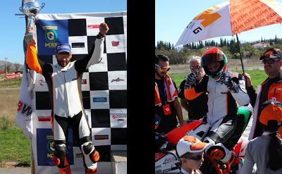 KTM ORANGE FAMILY TEAM: Αν και τραυματίας ο Λευτέρης Πίππος κατάφερε να εντυπωσιάσει! - Φωτογραφία 2