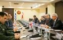 Επίσκεψη υπουργού Εθνικής Άμυνας σε Γεωργία και Αρμενία