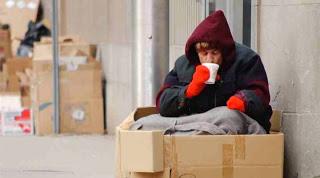 Η φτώχεια απορροφά την πνευματική μας ενέργεια - Φωτογραφία 1