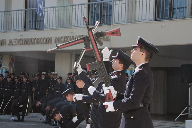 Τελετή ορκωμοσίας των νέων Αξιωματικών στη Σχολή Αξιωματικών Νοσηλευτικής - Φωτογραφία 25