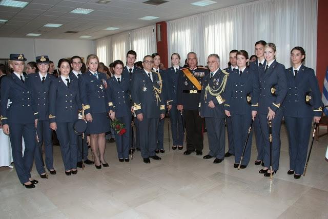 Τελετή ορκωμοσίας των νέων Αξιωματικών στη Σχολή Αξιωματικών Νοσηλευτικής - Φωτογραφία 7